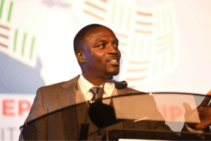 Akoin cryptocurrency Akon
