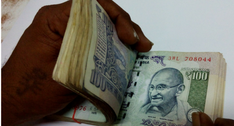 INR deposits on cryptocurrency exchanges after RBI ban
