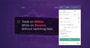 Bitbns new broswer extension for arbitrage trading