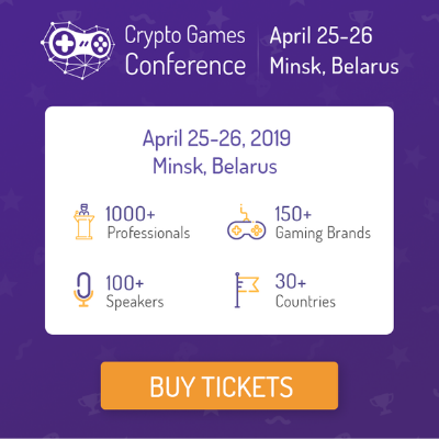 Crypto Games Conference Belarus