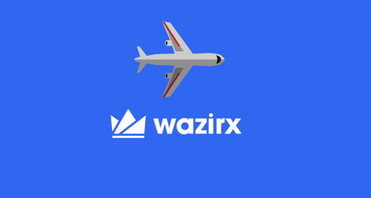 WazirX International Launch