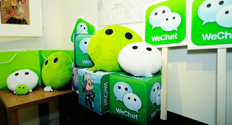WeChat Cryptocurrency Trading Ban