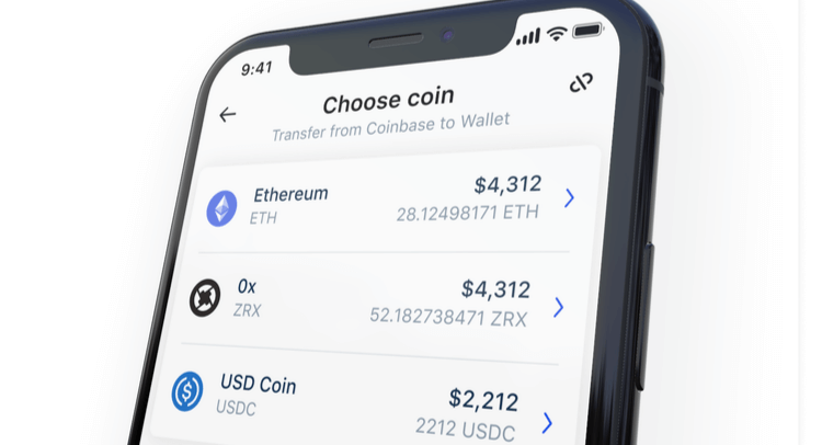 Coinbase Initial Exchange Offering